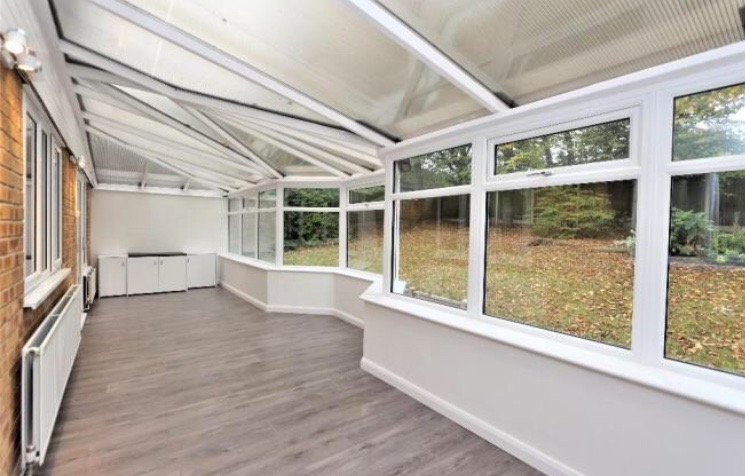 Chigwell Conservatory new